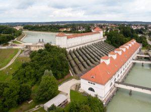 Wasserkraftwerk Deutschland