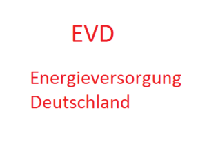 Energieversorgung Deutschland