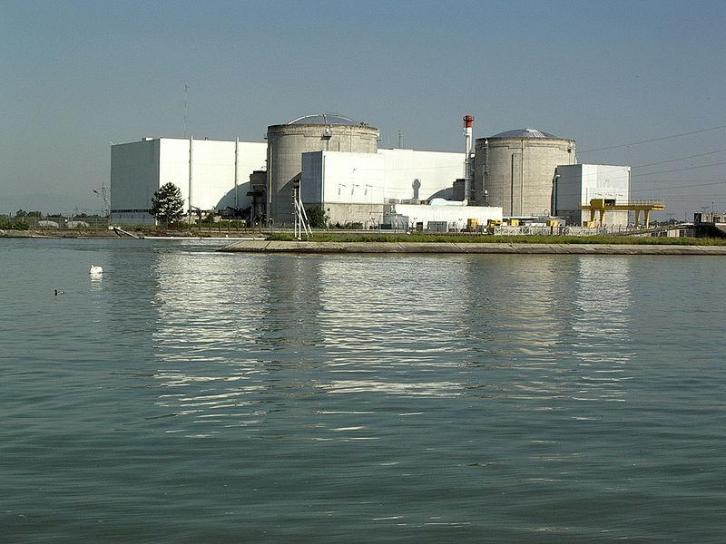 Atommeiler Frankreich
