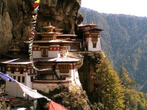 Bhutan: Das klimafreundlichste Land ist durch den Klimawandel gefährdet