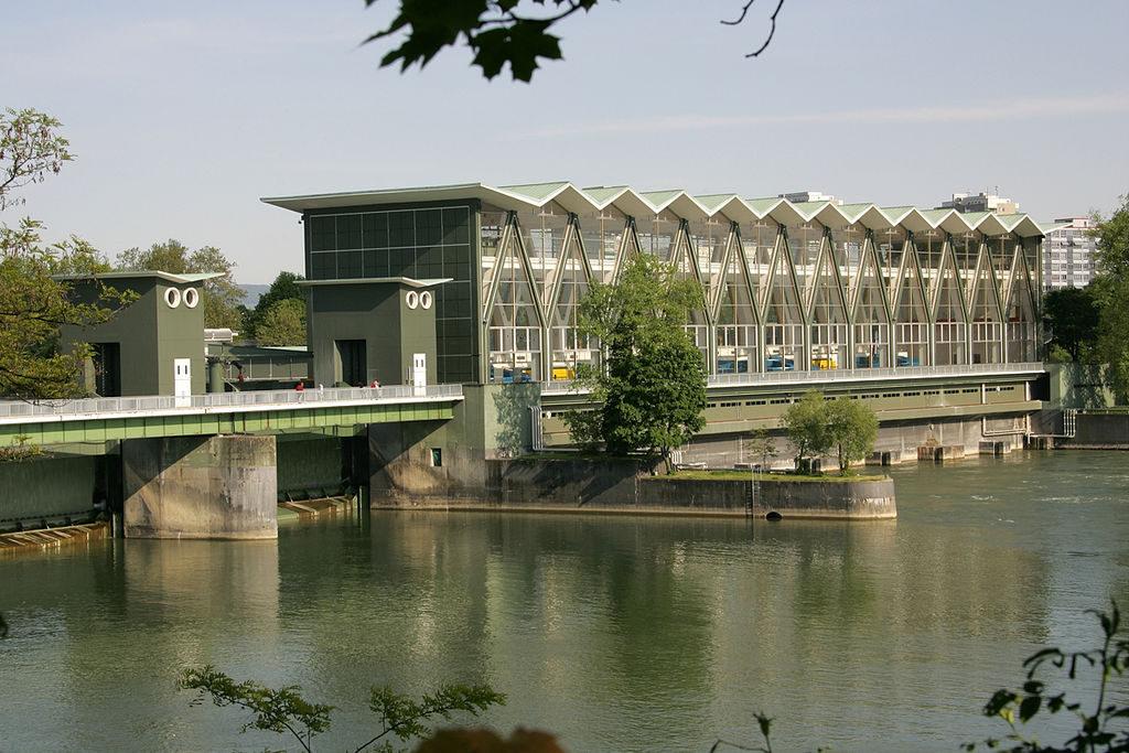 Wasserkraftwerk Schweiz