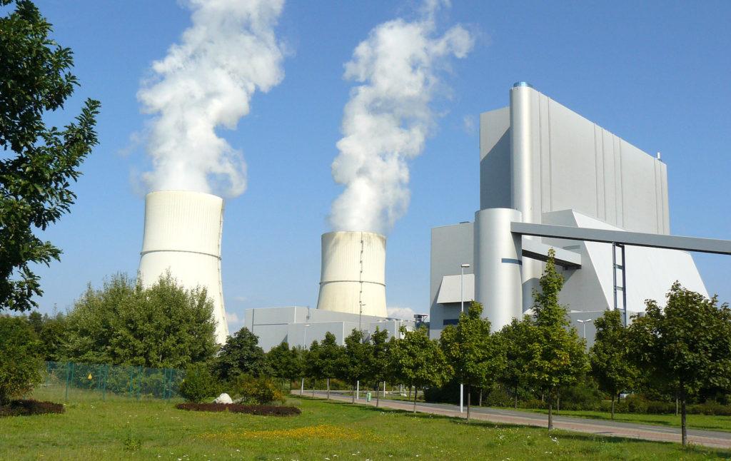 Kraftwerk Vattenfall