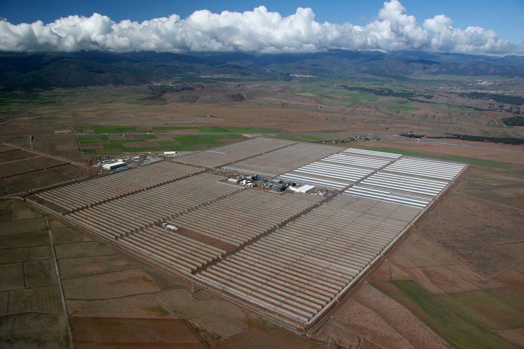 Solarpark Granada