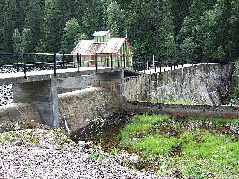 Wasserkraft Hakavik
