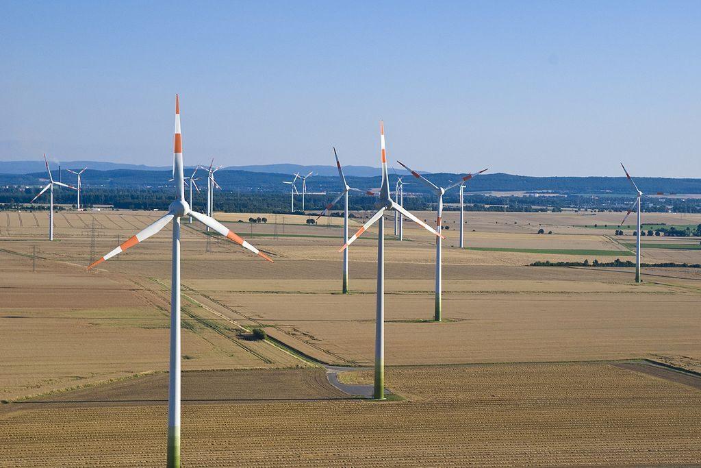 Windpark Deutschland