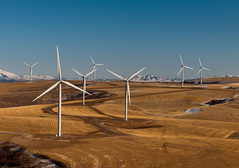 Windpark USA
