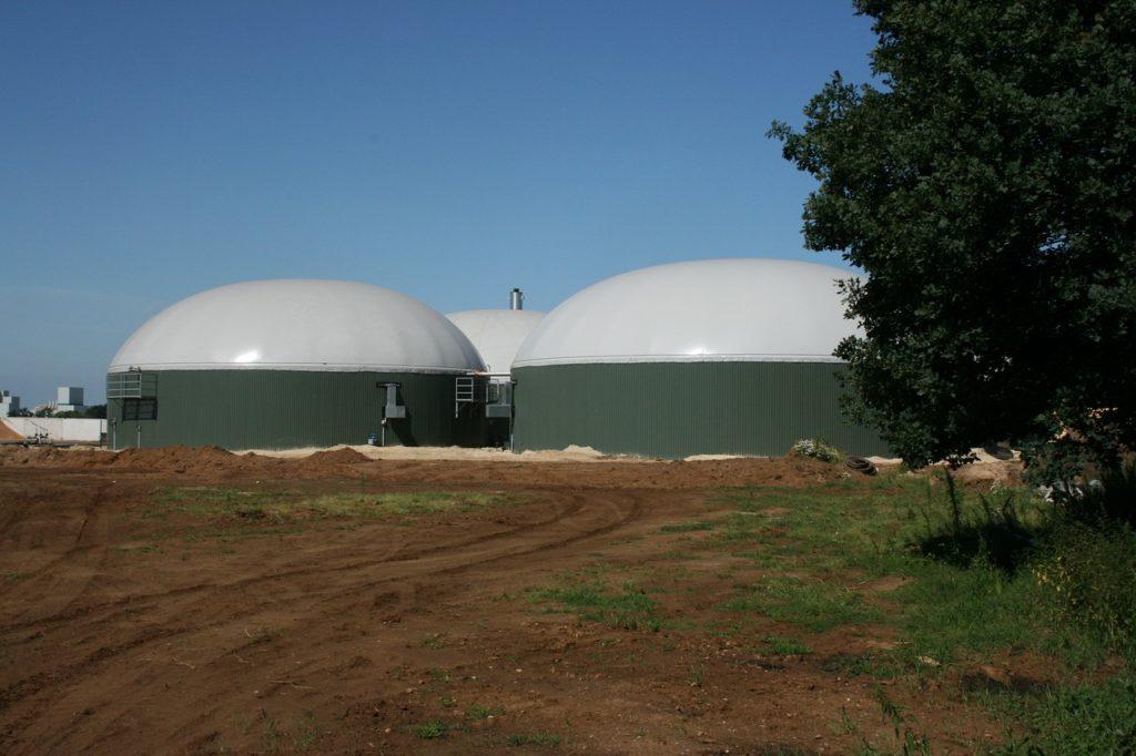 Biogas Fermentierung